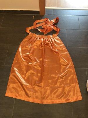 Traditional Apron light orange