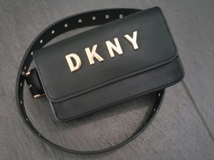 DKNY Bumbag black-gold-colored