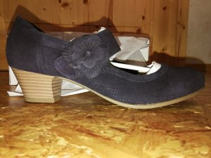 5th Avenue Pumps donkerblauw