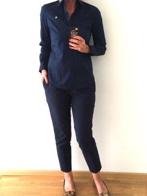 Neue, dunkelblaue Bluse von Lauren Ralph Lauren