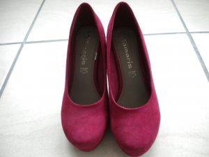 Tamaris Scarpa business magenta