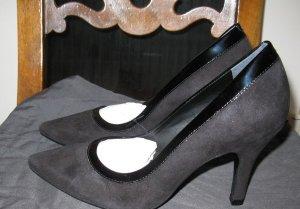 Neue elegante Wildleder Schuhe, EU37