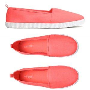 H&M Low Shoes multicolored