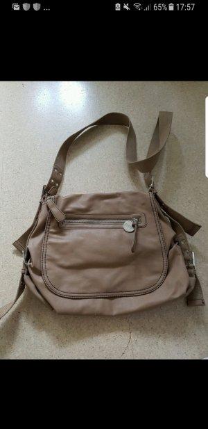 Neue Esprit Leder Tasche