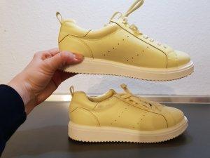 neue Even & Odd Sneaker gelb Größe 41