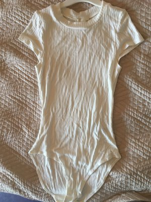 H&M Shirt Body natural white-white