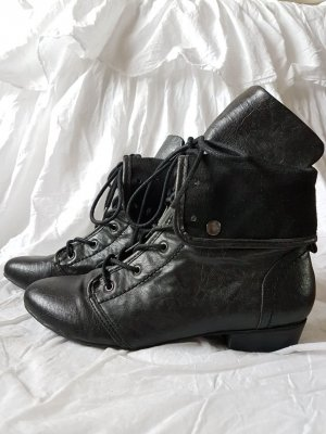 Tally Weijl Lace-up Boots black