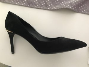 Louis Vuitton Stiletto noir-doré