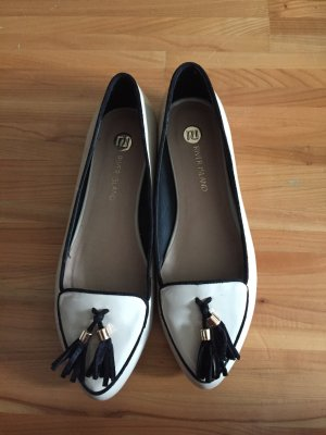 Neue Flats Loafers von River Island Größe 7/41