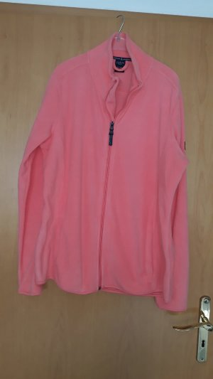Woman by Tchibo Fleece jack zalm-licht Oranje