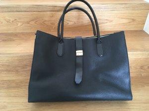 Neue Furla Leder Handtasche / Businesstasche Designer