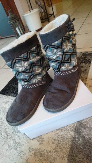 Anna Field Snow Boots multicolored