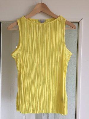 Neue Gelbe Bluse von h&m (Sommer-Kollektion 17)
