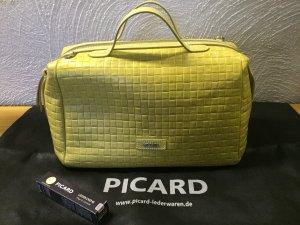 neue gelbe Bowling Bag von Picard