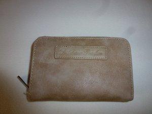 Fritzi aus preußen Wallet camel imitation leather