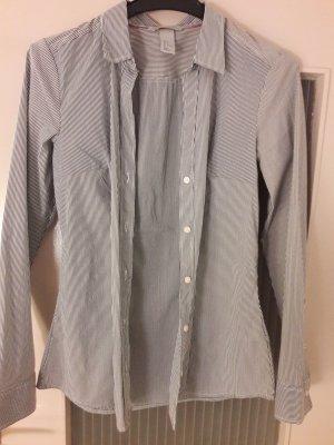 neue gestreifte Bluse von H&M Gr. 36