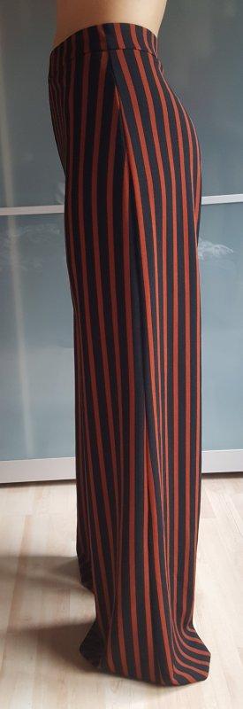 neue gestreifte Hose von Ana Alcazar Größe 36