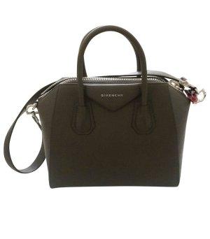 Givenchy Bolso taupe-marrón grisáceo Cuero