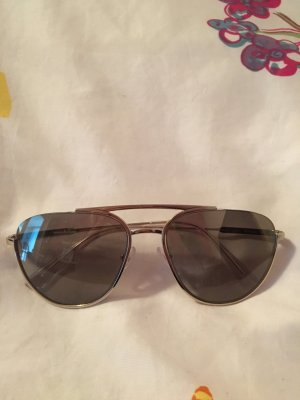 Prada Aviator Glasses gold-colored