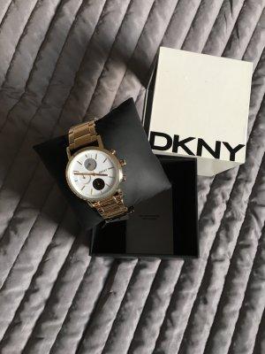 Neue goldene Uhr von DKNY
