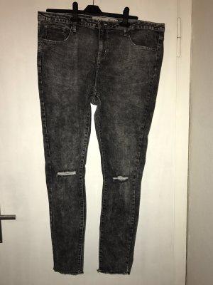 Primark Jeans a sigaretta multicolore