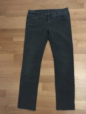 Neue graue Jeans von closed, Größe 42