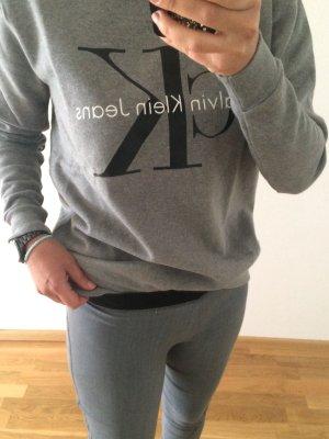 Neue, graue Jeansleggings von Calvin Klein