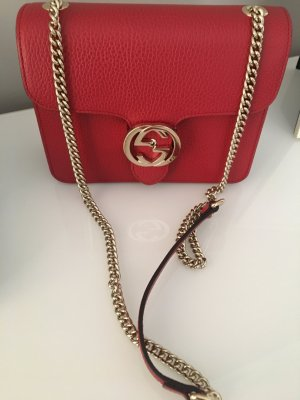 Neue Gucci Interlocking Bag