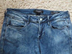 NEUE Guess Jeans mit Pajetten, Gr. 27, Strech, Model Jegging