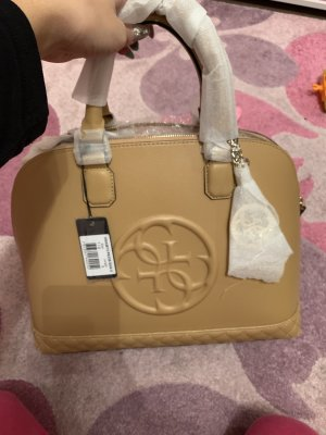 Guess Bolso camel