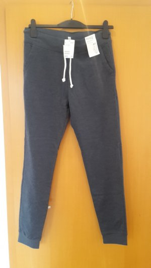 neue H&M Divided Jogging-/Sweathose dunkelblau (S)