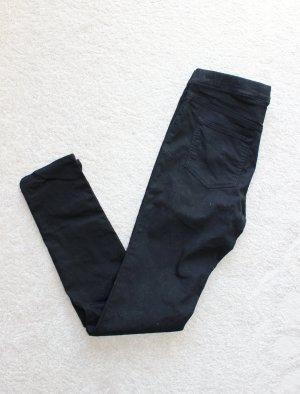 Neue H&M Stoffhose in schwarz