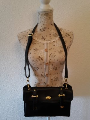 Even & Odd Handbag black-gold-colored