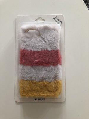 Pimkie Étui pour téléphone portable multicolore