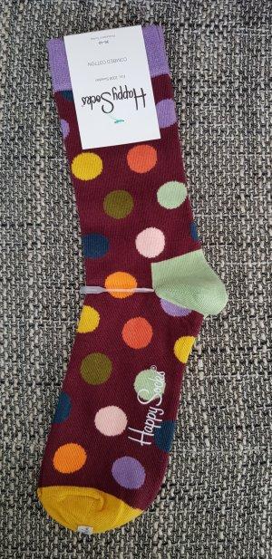 neue happy socks gepunktet gr.36-40