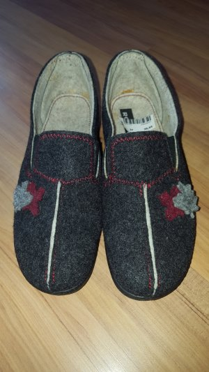 Romika House Shoes anthracite