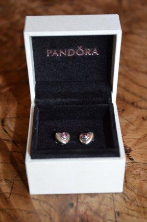 Neue Herzchen Pandora Ohrringe