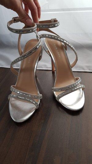 New Look Sandalo con cinturino argento