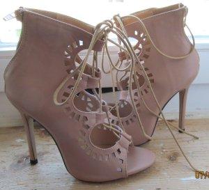Neue High Heels Lace ups