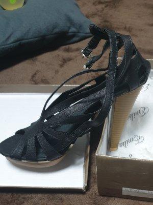 Neue *Highheels Sandalen in weicher Leder 38