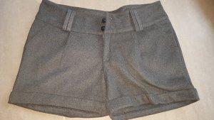 Shorts grey-dark grey