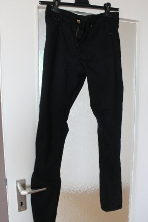 H&M Denim Flares black