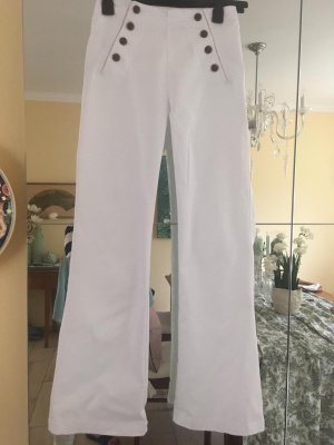 H&M Marlene Trousers white