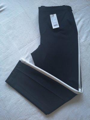 neue Hose von Opus mit weißen seitlichen Streifen, 40