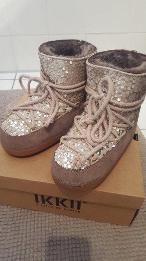 *NEUE* IKKII Boots mit Pailletten