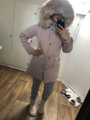 Neue Jacke in rosa