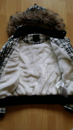 Neue Jacke mit Fellfutter!