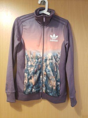 neue Jacke von Adidas