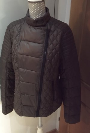 edc Quilted Jacket taupe