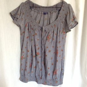 NEUE Jeans-Bluse von DEPT denim Department Gr M